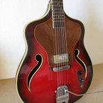 Migma Marma Musima Jazz Guitar
