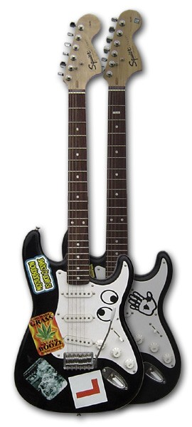 Squier Stratocasters