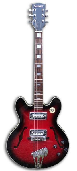 Antoria 330/335 Copy Vintage Electric Guitar