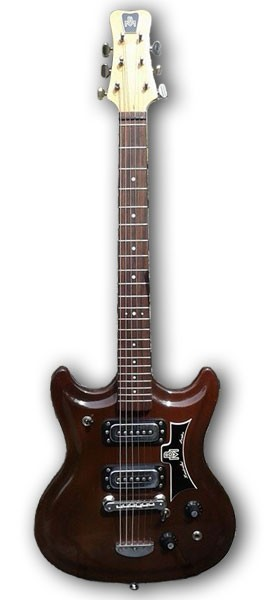 BM SG2 - vintage electric guitar from 1973