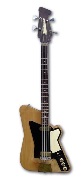 Burns Weill Super Streamline Bass