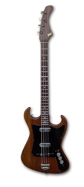 Fenton Weill Dualmaster Bass