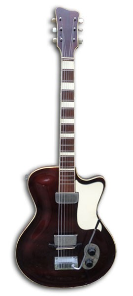 Musima Rellog Vintage Electric Guitar