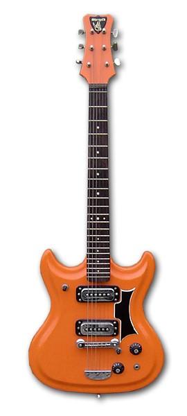 Shergold PD Custom - Paul Day guitar