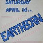 A poster for Earthborn