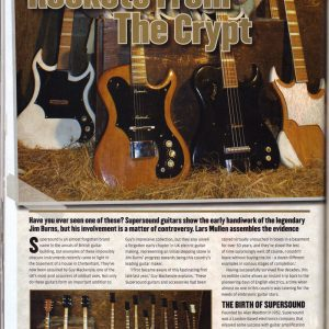 Guitar & Bass Magazine, May 2009 page 94