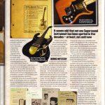 Guitar & Bass Magazine, May 2009 page 95