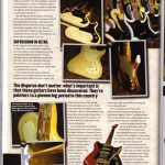 Guitar & Bass Magazine, May 2009 page 96
