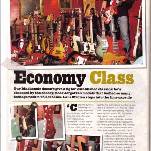 Guitar & Bass, February 2007 page 88