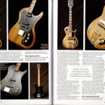 Pages 62-63 of Vintage Guitar Bible 2016 magazine
