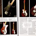 Pages 70-71 of Vintage Guitar Bible 2016 magazine