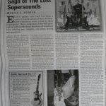 Vintage Guitar, November 2009 page 70