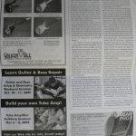 Vintage Guitar, November 2009 page 74