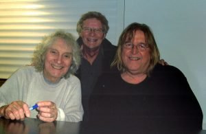 Albert Lee with Al Rideout and Guy Mackenzie