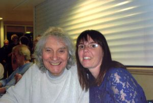 Albert Lee with K C Johnson