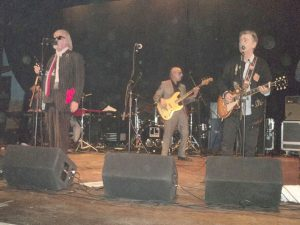 The Blockheads Onstage