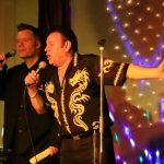 Freddie Zapp and Matt Shepherd – joint comperes