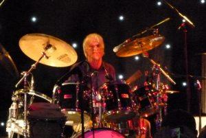 Drummer Jim McCarty