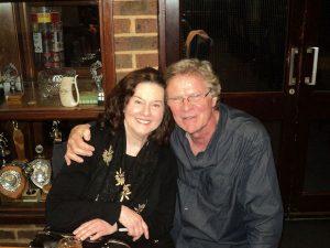 Linda Gail Lewis with Guy Mackenzie
