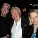 Paul Day with Colin Green and his delightful wife