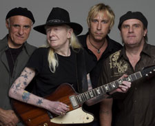 Johnny Winter.... the greatest rockin' bluesman of them all , a guitar hero without equal!