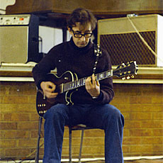 Early 1970s with 70s Les Paul copy