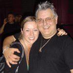 Mick Green and Amanda