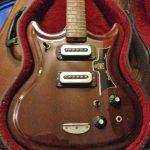 Barnes & Mullins guitar in case