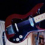 Fenton Weill Guitar Body