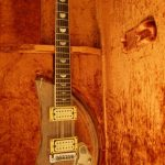 Plexiglass Kawai Moonsault Guitar