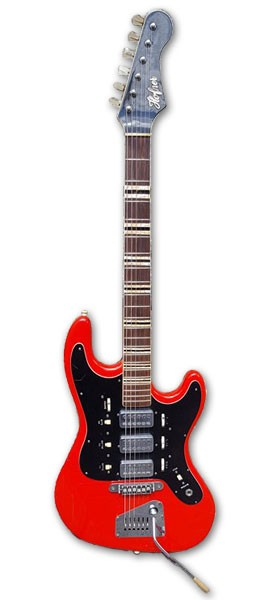 Hofner Galaxie Vintage Electric Guitar
